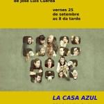 Proyección de 'Tiempo después', de José Luis Cuerda