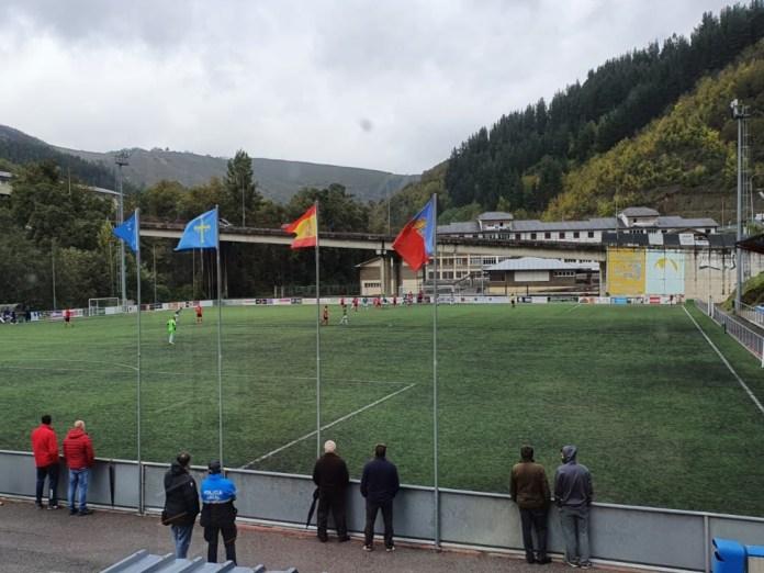 Campo de Fútbol del Reguerón