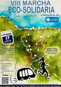 VIII Marcha Eco-Solidaria de la Fundación EDES 1