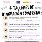 Talleres de innovación comercial