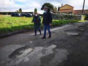 Ciudadanos pide actuaciones en el camino de Vivigo y la senda del Prámaro, en Cudillero 1