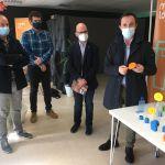 Trampas mediante impresión 3D para la avispa asiática