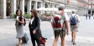 aumento de turistas