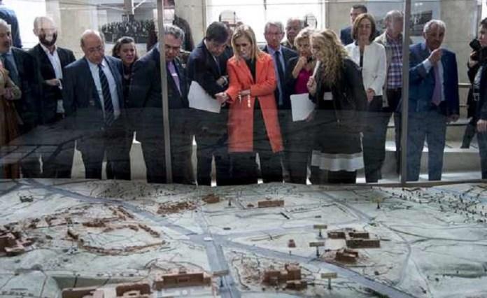 Visitas para celebrar el 90 aniversario de la Ciudad Universitaria