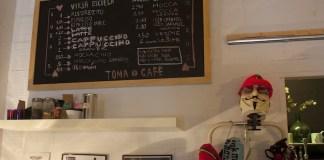 Toma Café en Malasaña