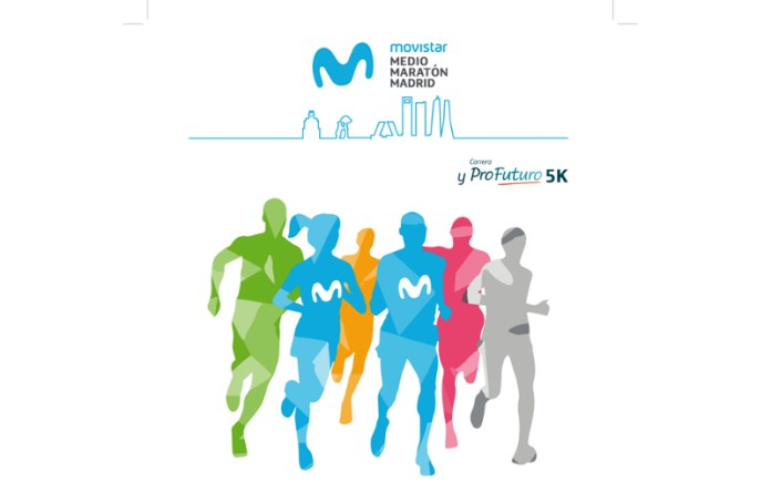 Movistar Media Maratón Madrid