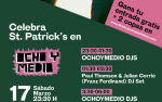 san patricks day madrid