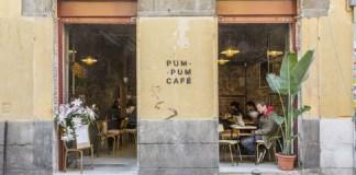 Pum Pum Café en Lavapiés