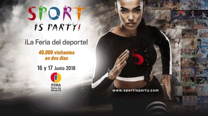 Sport is party