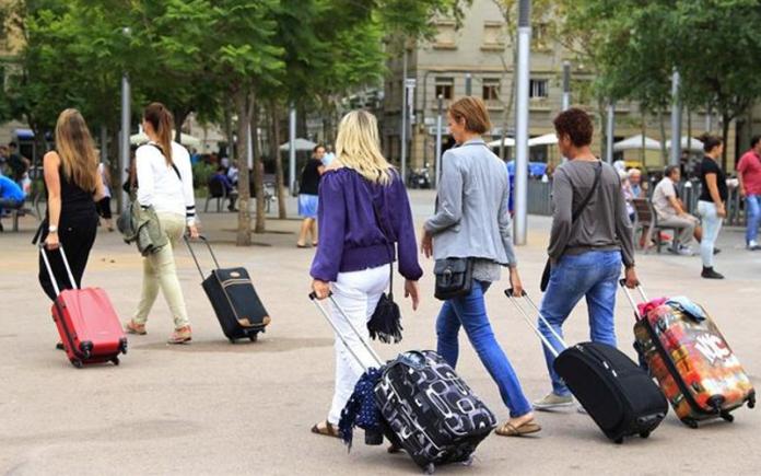 turistas mayo madrid