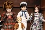 Muñecas o mujeres en el Museo de Antropología