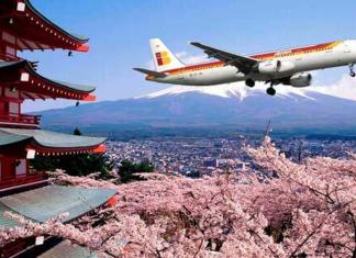vuelos madrid japon