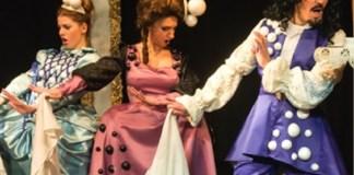 Las preciosas ridículas en el Teatro Karpas