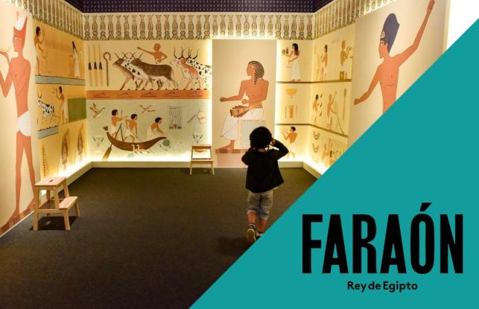 Exposición sobre arte egipcio en el CaixaForum