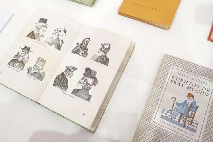 Exposición Cómo se imprime un libro