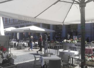 nuevas terrazas de la plaza mayor