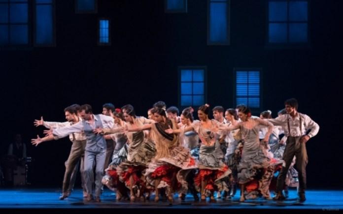 compañia nacional de danza aniversario