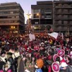 Carnavales Bejar 2016