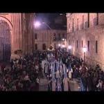 Primeras procesiones en Salamanca 2016