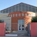 Nuevo pabellón deportivo en Santa Marta de Tormes 2016
