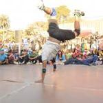 Campeonato nacional de breakdance en Salamanca 2016