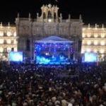 Dias de conciertos Ferias y Fiestas Salamanca 2016
