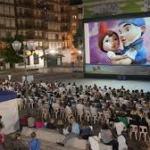 Programa de cine al aire libre y talleres Verano Salamanca 2016