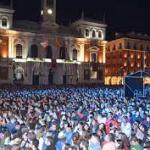 Conciertos Plaza Mayor Ferias y Fiestas Valladolid 2016