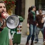 Casting para una pelicula en Ciudad Rodrigo 2016