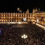 Fiesta Nochevieja Universitaria Salamanca 2016