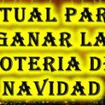 Los 5 rituales para atraer suerte en la lotería de Navidad Salamanca