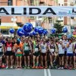 Carrera Media Maratón Salamanca 2017