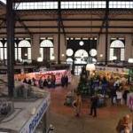 El programa España Directo en el Mercado Central de Salamanca 2017