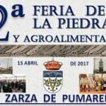 Feria de la Piedra Zarza de Pumareda 2017