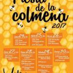 Programa Fiesta de la Colmena Valero 2017