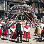 Fiestas de Agosto la Alberca 2017