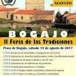 Feria Tradiciones de Bogajo 2017