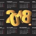 Calendario laboral Castilla y León 2018