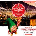 Programa de actividades navideñas Andorra la Vella 2017/18