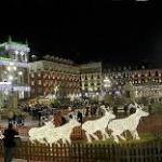 Encendido luces de Navidad Valladolid 2017/18