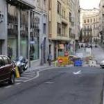 Cortes de Calles Salamanca Diciembre 2017