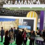 Salamanca arrasa en Fitur 2018