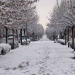 Vuelve la Nieve a Salamanca diciembre 2020