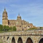 Temperaturas al alza en Salamanca Febrero 2018