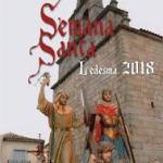 Procesiones y actos Semana Santa Ledesma 2018