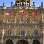 Restricciones de tráfico calles de Salamanca en Semana Santa 2018