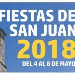 Fiestas San Juan Arroyo de la Encomienda 2018