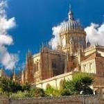 Nuevas temperaturas en Salamanca principios de Mayo 2018