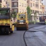 Nuevas calles de la capital que se asfaltan agosto 2021