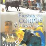 Programa Fiestas Corpus Christi Vitigudino 2018